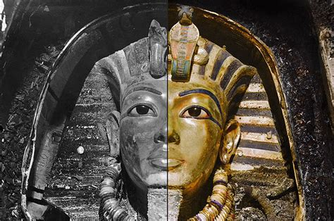 Awesome Photos Of The Discovery Of Tutankhamun's Tomb Have