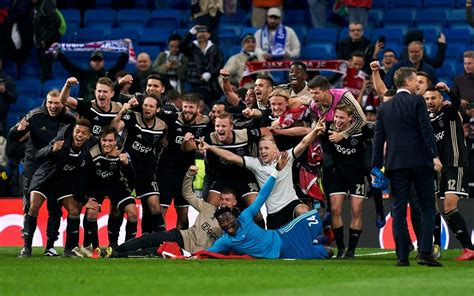 Enjoy this Ajax team while you can - it cannot last for