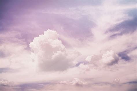 Soft Sky With A Pastel Colors - Free Texture