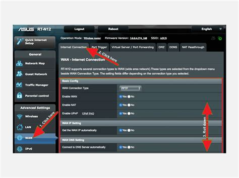 How to setup VPN on Asus RT-N12 Router
