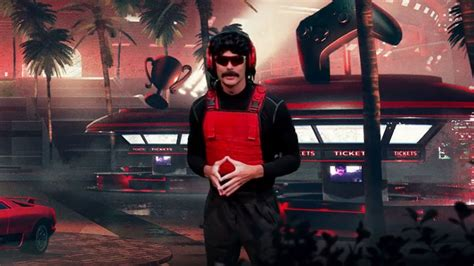 Dr Disrespect tried to turn his bathroom stream into a