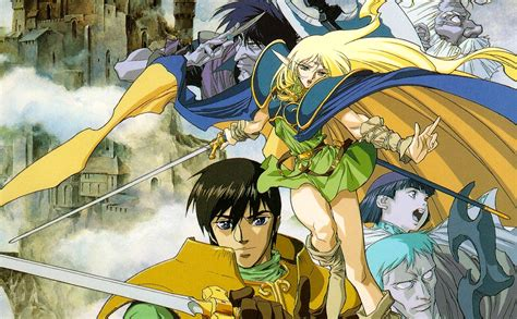 Record of Lodoss War – Collector's Edition – NERDCHECK