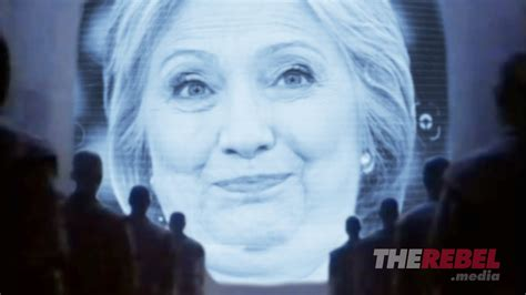 Apple '1984' ad — NEW Hillary Clinton version, updated for