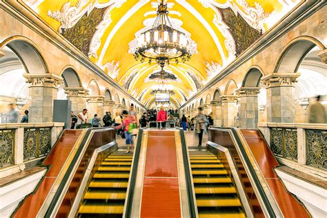 Don't miss these 5 stations on the Moscow Metro's Circle