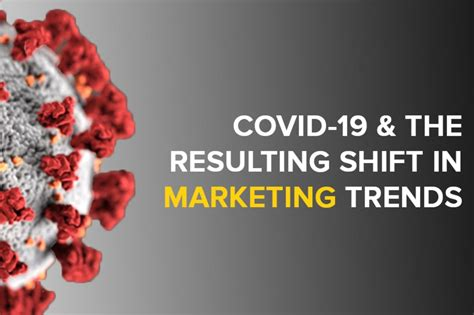 COVID-19 And the Resulting Shift In Marketing Trends