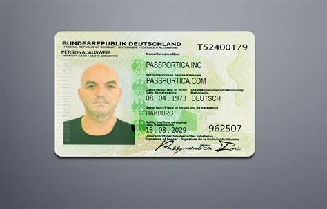 Personalausweis l Apply for German ID Card l German