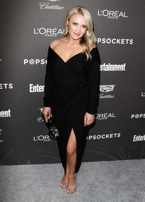 Emily Osment Attends 2019 Entertainment Weekly Pre-SAG