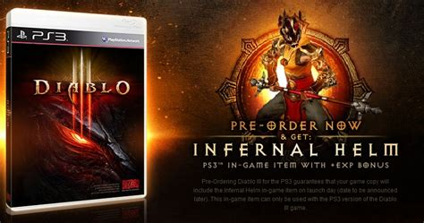 Diablo III PS3 Version Now Available for Pre Order