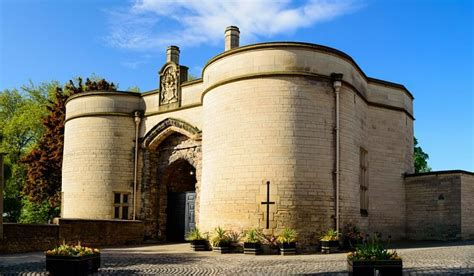 Nottingham Castle, England: Unique Places In The World To