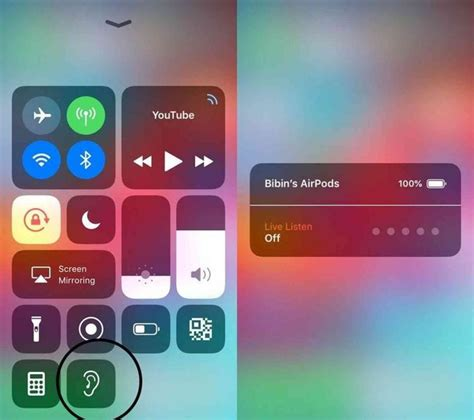 Apple's latest iOS 12 has a new feature that turns AirPods