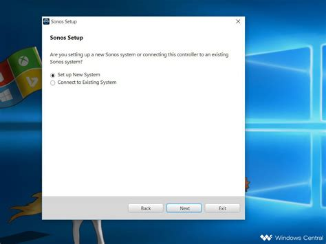 How to set up a Sonos system on Windows 10   Windows Central