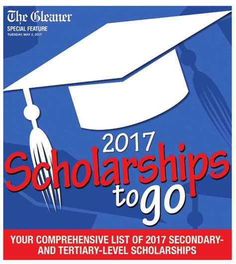 Jamaica Gleaner - Looking for scholarships? View The