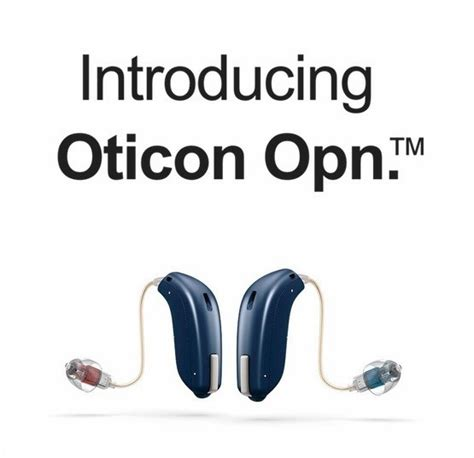 Oticon Hearing aids - Free Trial - Latest Models - Lowest