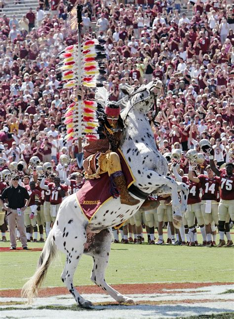 Seminoles nickname not a problem at Florida State - The