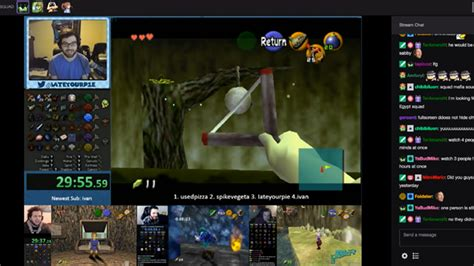 Twitch Squad Streams let you watch four streamers at once