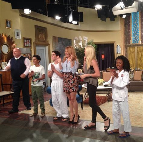 """Photos: """"Jessie"""" Cast Live Audience Taping August 29, 2014"""