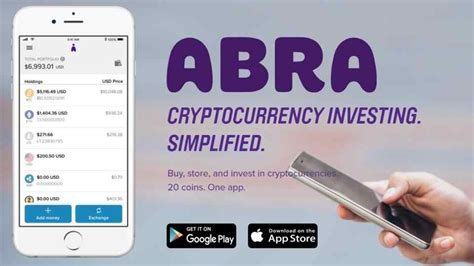 Meet Abra, the first and all-in-one app that allows anyone