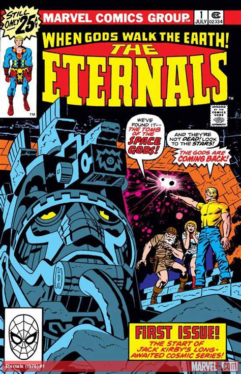 Marvel's Eternals movie with Angelina Jolie explained - CNET