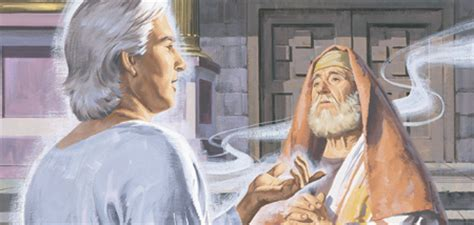 New Testament Stories Chapter 1: Elisabeth and Zacharias