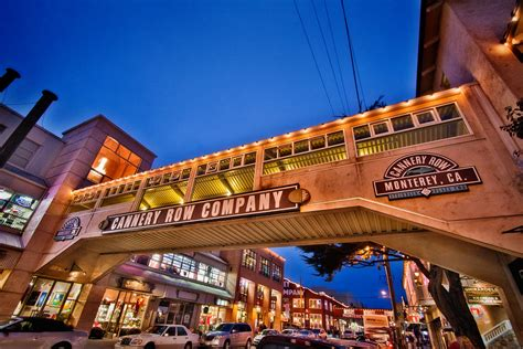Cannery Row in Monterey, CA | Read my blog | Like me on