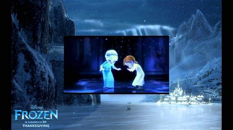 Frozen - Young Anna and Elsa S&T Italian - YouTube