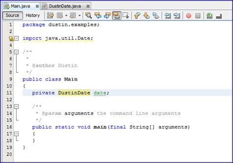Inspired by Actual Events: NetBeans 7