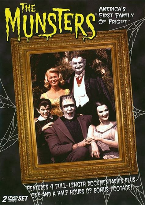 Munsters, The: America's First Family Of Fright (DVD 2004