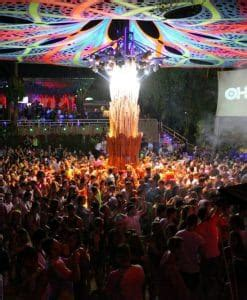 The Full Moon Party & Other Koh Phangan Parties