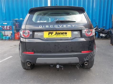 Land Rover Discovery Sport Tow Bar Fitting 596800   PF Jones