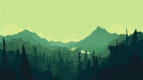 Firewatch Wallpapers | HD Wallpapers | ID #24826