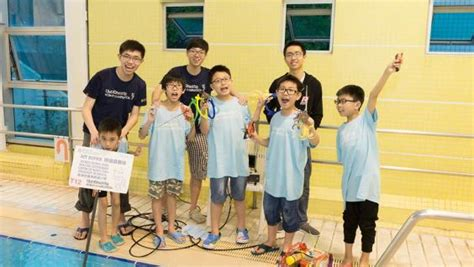 HKUST's iSTEAM Underwater Robot Competition was Selected