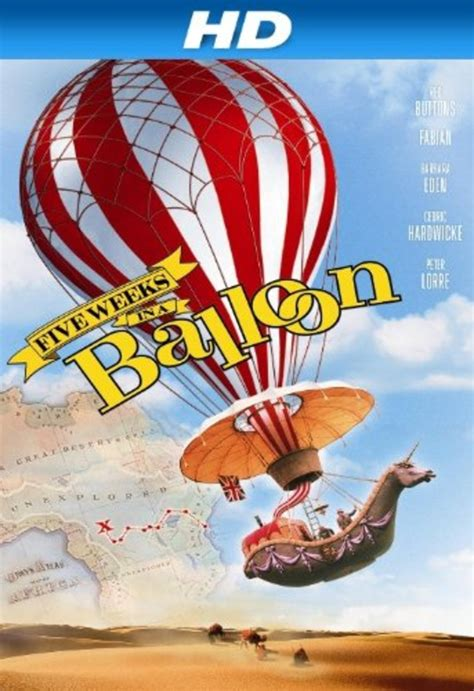 Watch Five Weeks in a Balloon on Netflix Today