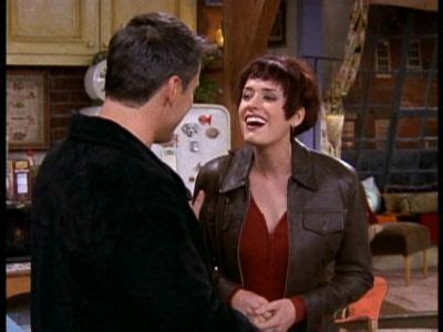 Paget Brewster Friends Quotes