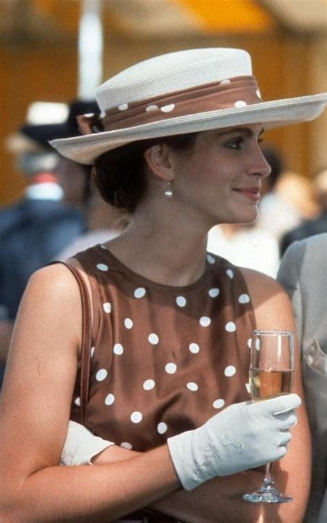It's time to channel Pretty Woman: why polka dots are the