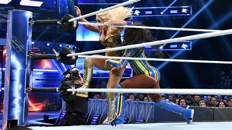 The Naomi vs Mandy Rose feud is being overlooked, and it