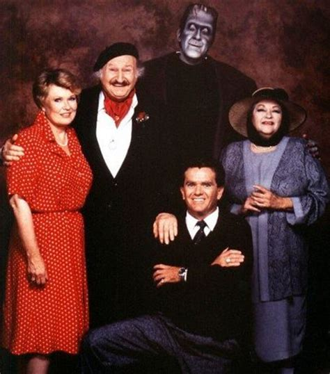 Some info regarding The Cast Of The Munsters Without Makeup