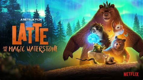 Latte & the Magic Waterstone 2020 Full Movie Free Download