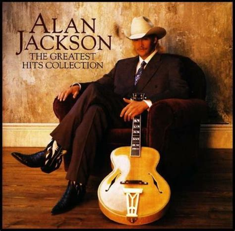 ALAN JACKSON - GREATEST HITS CD ~ 20 COUNTRY Trax ~ BEST