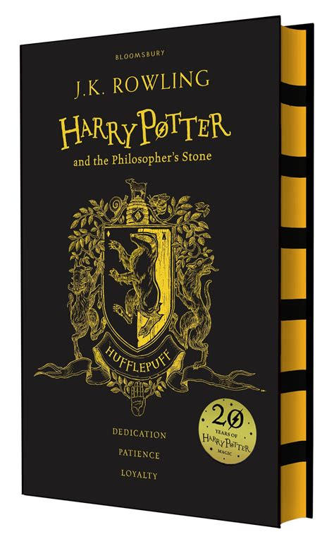 Hufflepuff Edition - Harry Potter and the Philosopher's