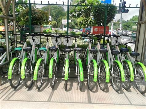 Ride bicycle Delhi! Rent at Metro stations & be a peddler