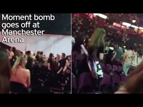Manchester bomb attack 2017 after Ariana Grande Concert