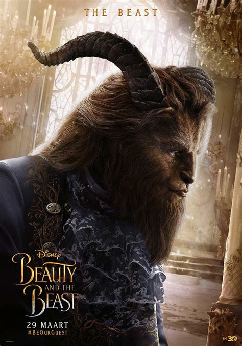 Beauty and the Beast (2017) Poster #1 - Trailer Addict