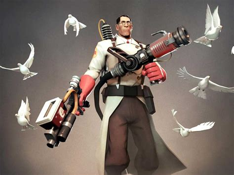 Tips and tricks on getting all Team Fortress 2 (TF2) Medic