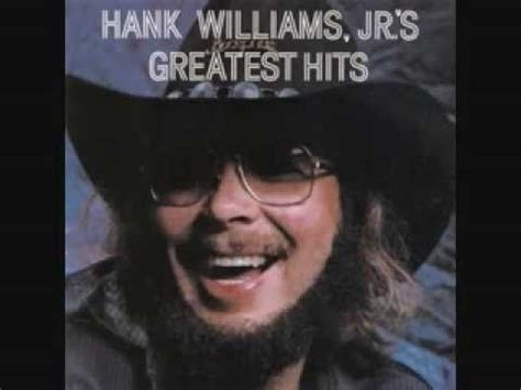 Hank Williams jr - All My Rowdy Friends (Have Settled Down