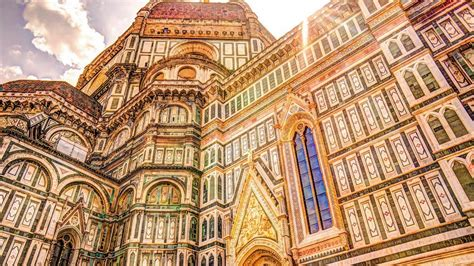 The Duomo in Florence, Italy HD Wallpaper | Background