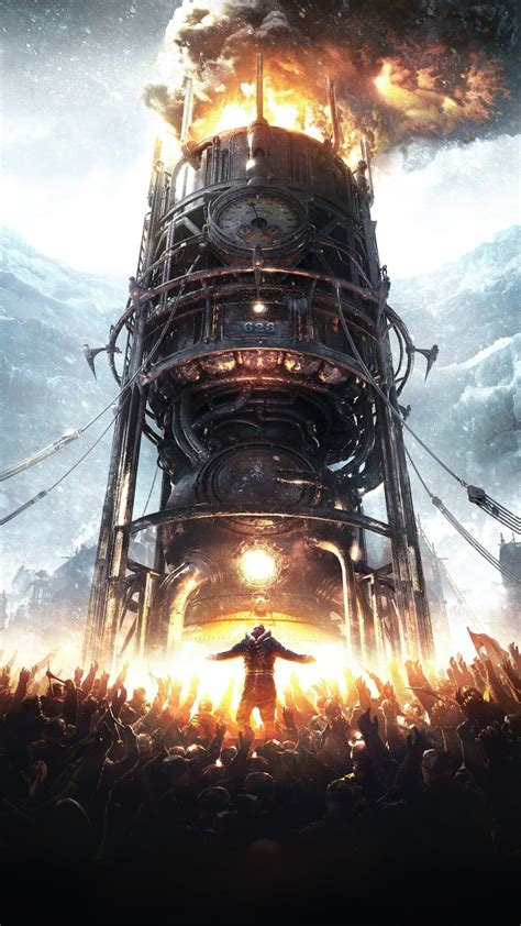 Frostpunk 2018 Game Wallpapers | HD Wallpapers | ID #23754
