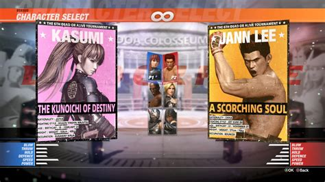 Dead Or Alive 6 Puts Fighting Back In Focus And Lowers The
