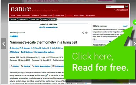 A New Tool to Help You Access Paywalled Research Articles