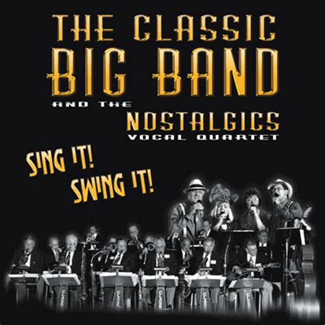 Live Band & Dance Music - The Classic Big Band & the