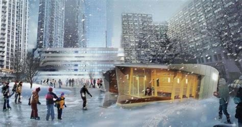 A Massive New Magical Skating Trail Is Opening Downtown